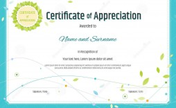 006 Staggering Certificate Of Appreciation Template Free High Resolution  Microsoft Word Download Publisher Editable