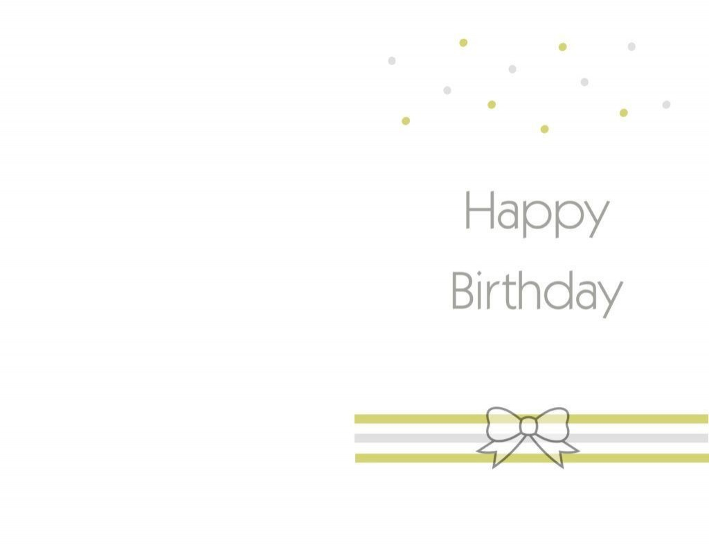 006 Staggering Free Printable Birthday Card Template For Mac Inspiration Large