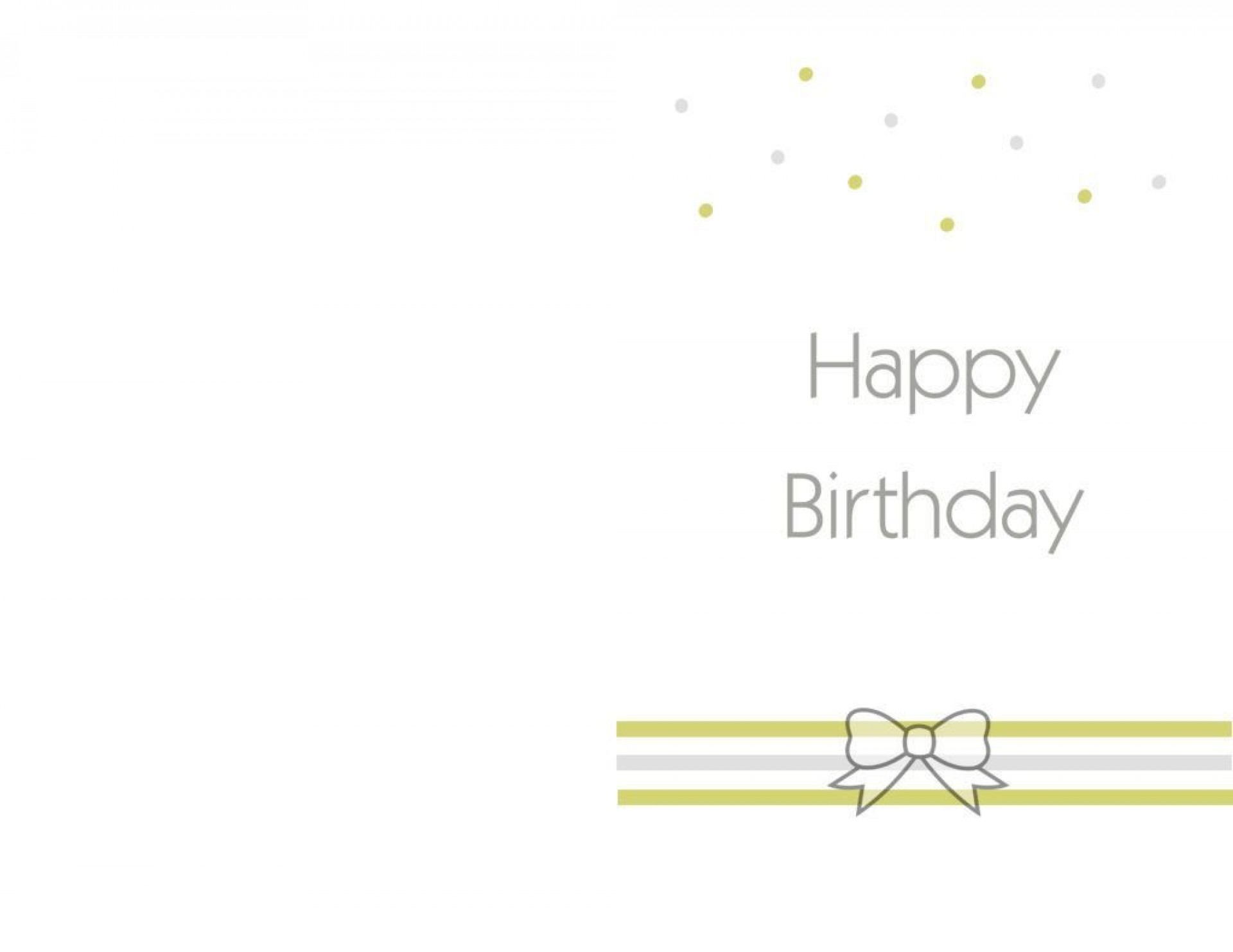 006 Staggering Free Printable Birthday Card Template For Mac Inspiration 1920