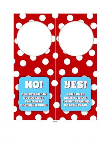 006 Staggering Free Printable Template For Door Hanger Design 360