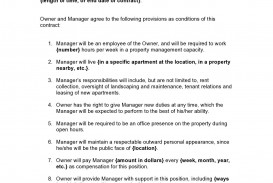 006 Staggering Property Management Contract Template Uk Picture  Free Agreement Commercial