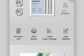 006 Staggering Social Media Proposal Template 2019 Sample