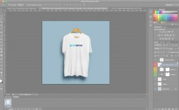 006 Staggering T Shirt Design Template Psd Idea  Blank T-shirt V Neck Photoshop Collar