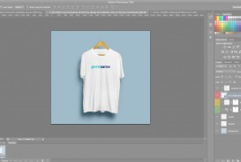 006 Staggering T Shirt Design Template Psd Idea  Blank T-shirt Free Download Layout Photoshop