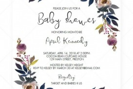 006 Stirring Baby Shower Invitation Card Template Free Download Idea  Indian
