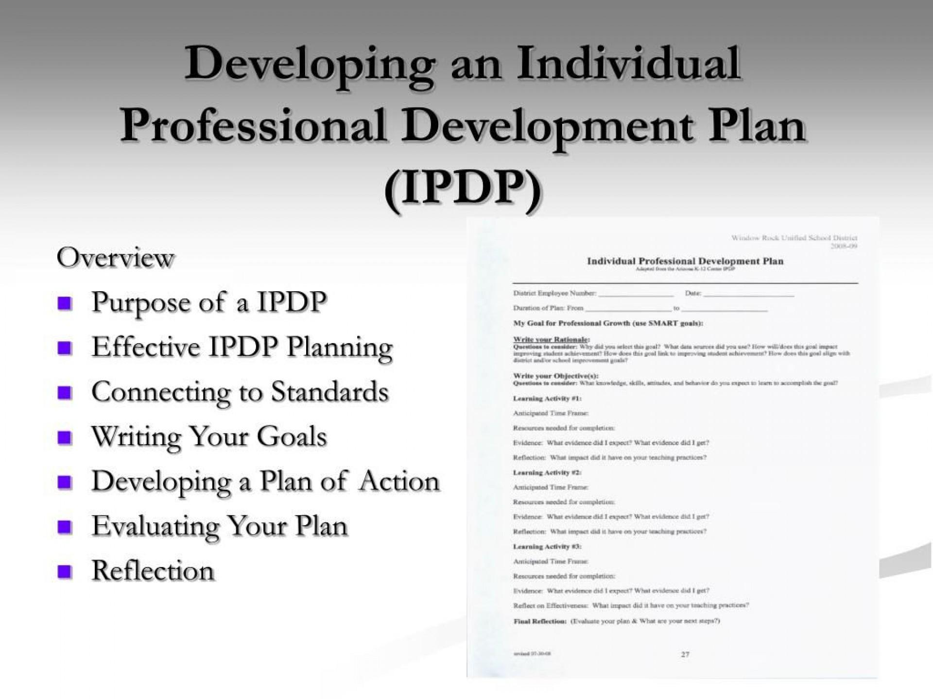 006 Stirring Employee Development Plan Goal Example Design  Examples1920
