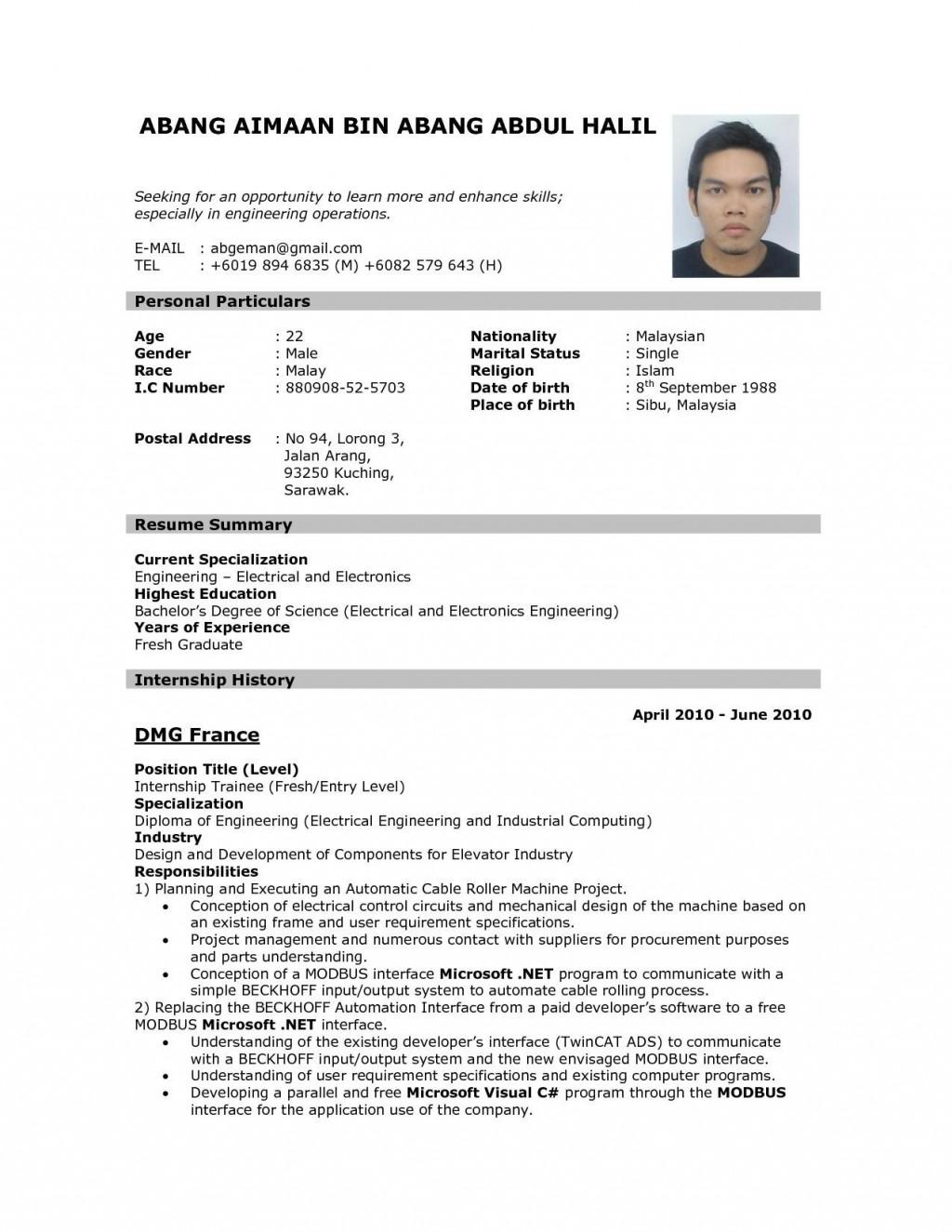 006 Stirring Free Resume Template 2018 Printable Example Large
