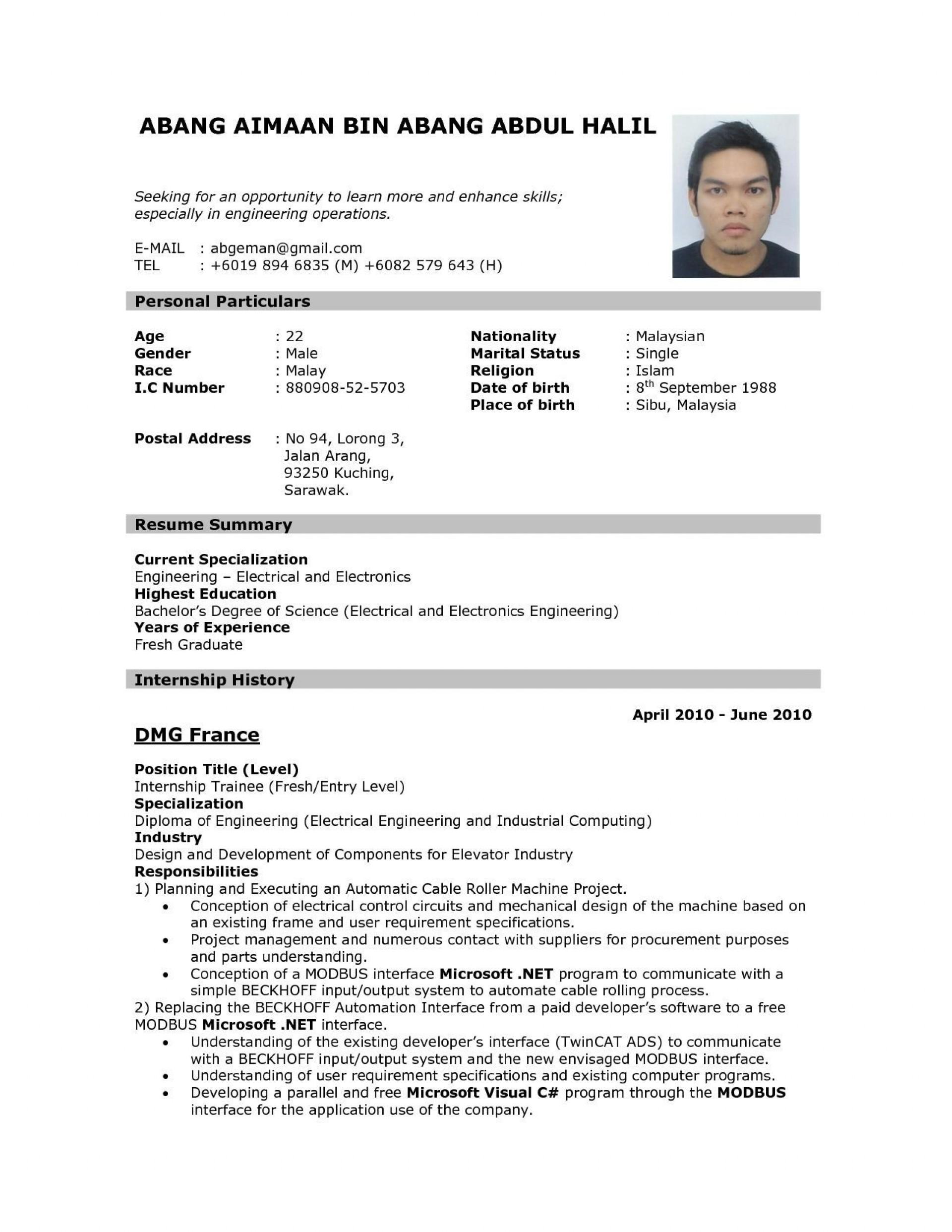 006 Stirring Free Resume Template 2018 Printable Example 1920