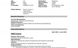 006 Stirring Free Resume Template 2018 Printable Example