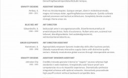 006 Stirring Good Resume Template Free Inspiration  Best Download Word Professional