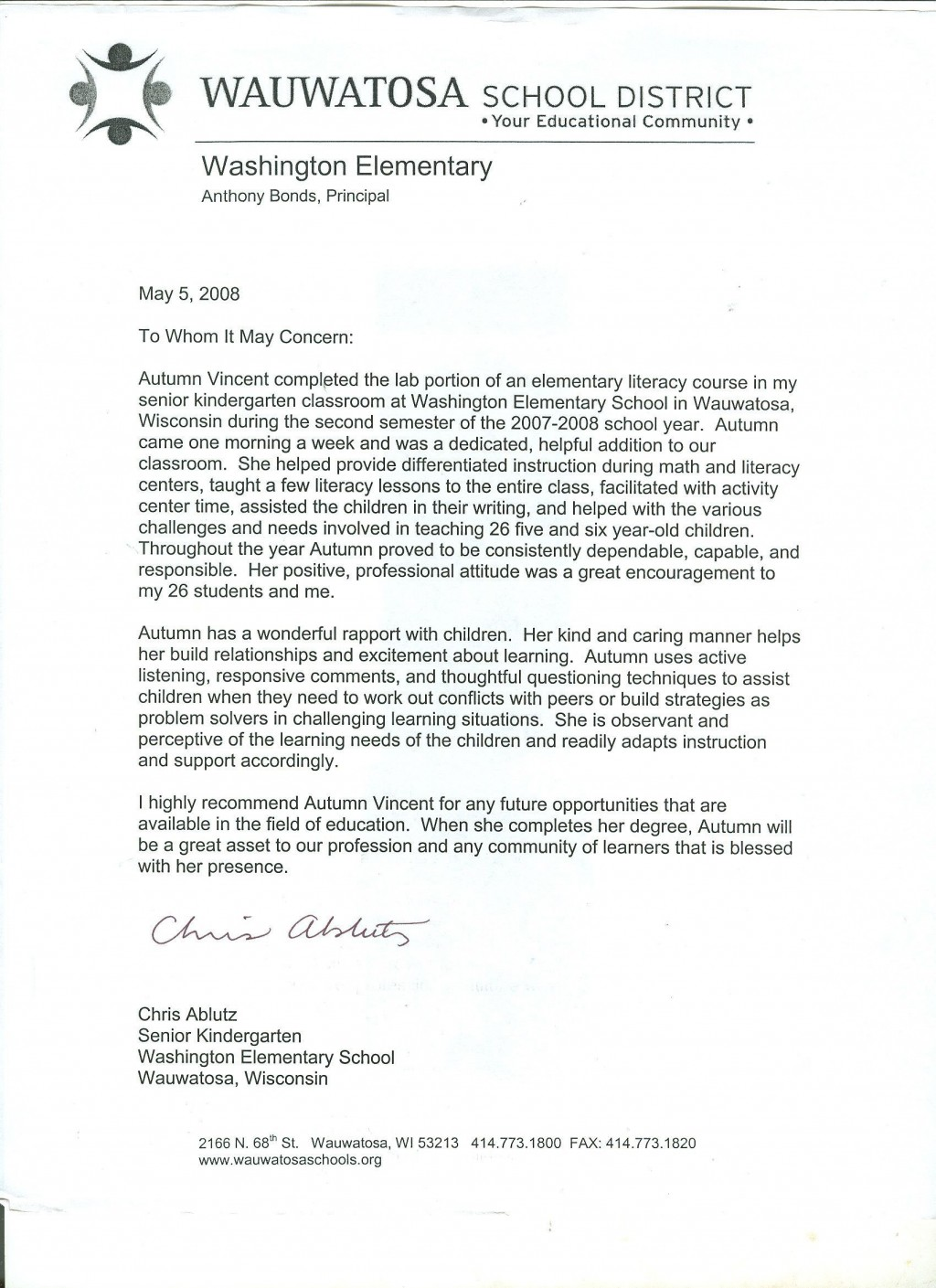 006 Stirring Letter Of Recommendation For Student Teacher From Cooperating Template Image Large