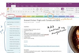 006 Stirring Onenote 2016 Project Management Template Idea