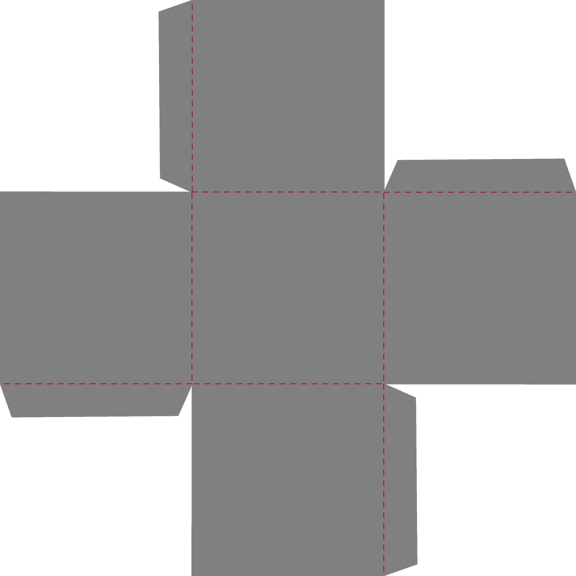 006 Stirring Square Box Template Free Printable Idea 1920