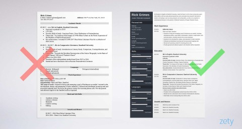 006 Stirring Student Resume Template Word Highest Quality  Download College Microsoft Free480