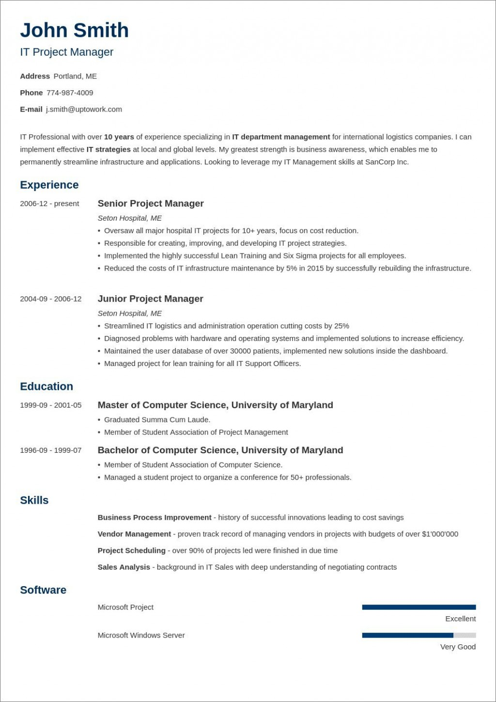 006 Striking Basic Resume Template Word Design  Free Download 2020Large