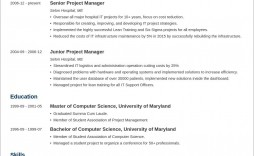 006 Striking Basic Resume Template Word Design  Free Download 2020