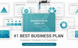 006 Striking Best Busines Plan Template Photo  Ppt Free Download
