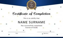 006 Striking Degree Certificate Template Word High Resolution