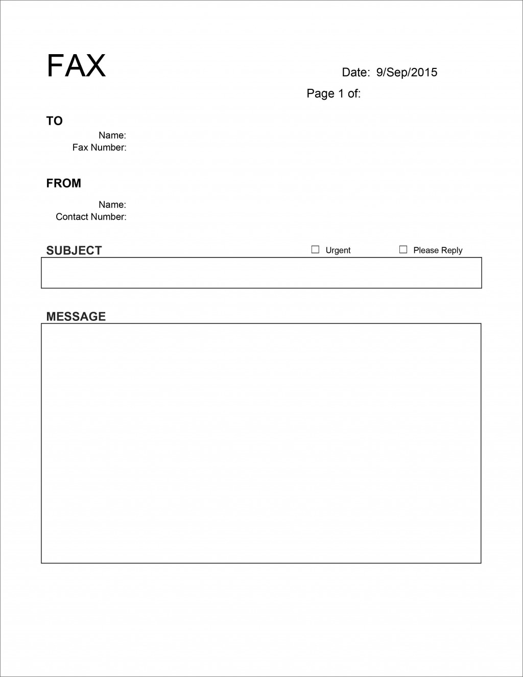 006 Striking Fax Template Microsoft Word High Resolution  Cover Sheet 2010 Letter BusinesLarge