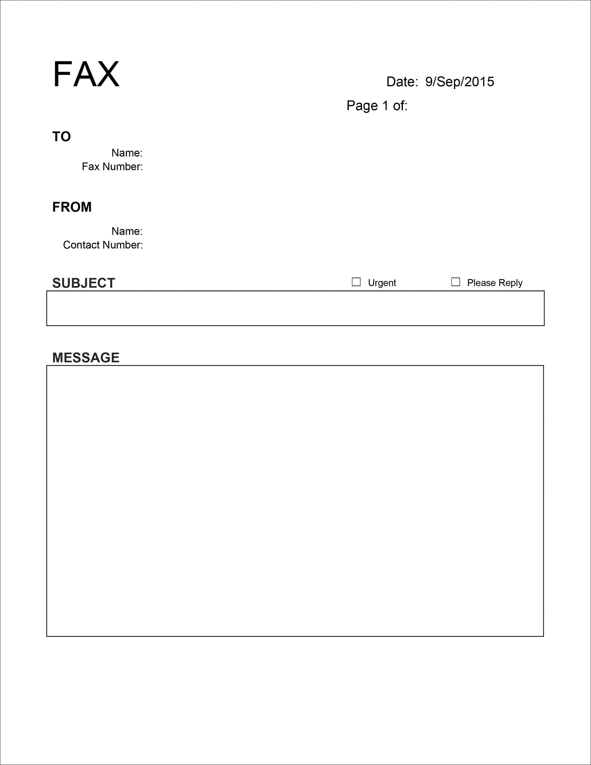 006 Striking Fax Template Microsoft Word High Resolution  Cover Sheet 2010 Letter Busines1920