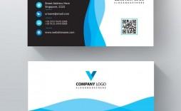 006 Striking Minimal Busines Card Template Free Download Idea  Simple Design Coreldraw