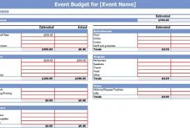 006 Stunning Event Planning Budget Worksheet Template Image  Free Download Planner Spreadsheet