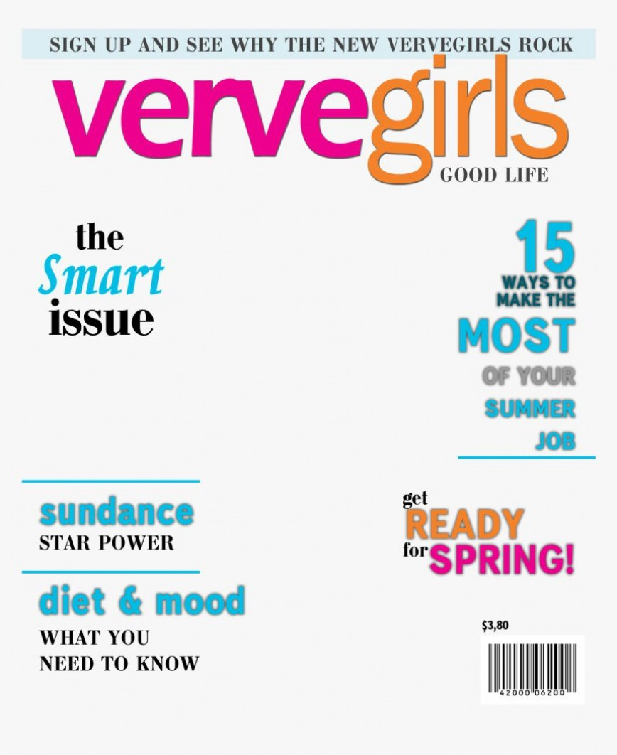 006 Stunning Free Fake Magazine Cover Template Picture  Time