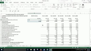 006 Stunning Income Statement Format In Excel With Formula Picture 320