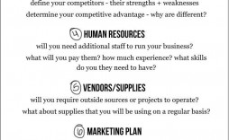 006 Stunning Marketing Busines Plan Format Highest Clarity  Template For Small Free