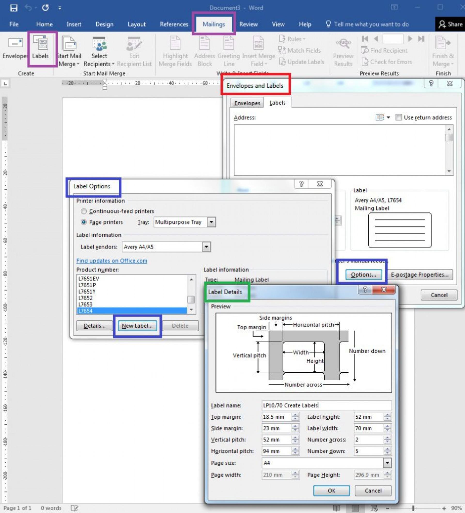 006 Stunning Microsoft Word Addres Label Template Photo  30 Per Sheet 14 161920