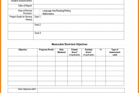 006 Stunning Middle School Report Card Template Pdf Design