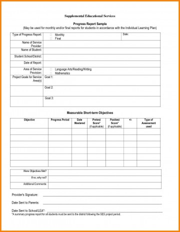 006 Stunning Middle School Report Card Template Pdf Design 360