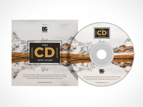 006 Stunning Music Cd Cover Design Template Free Download High Definition 480