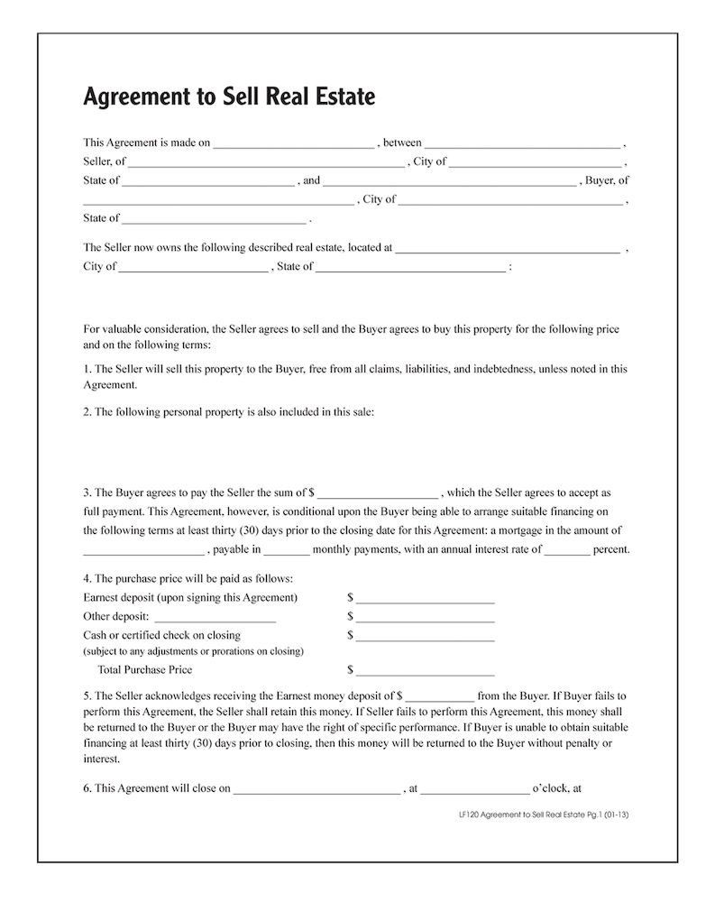 006 Stunning Real Estate Purchase Agreement Template High Definition  Contract California Minnesota British ColumbiaFull