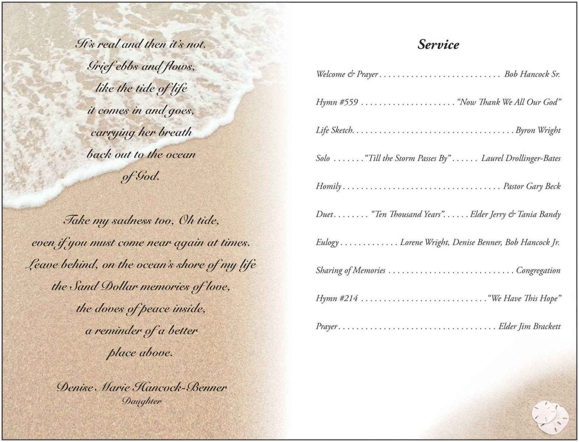 006 Stupendou Catholic Funeral Program Template Idea  Mas Layout Free1920