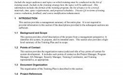 006 Stupendou Employee Training Manual Template Image  New Hire Example