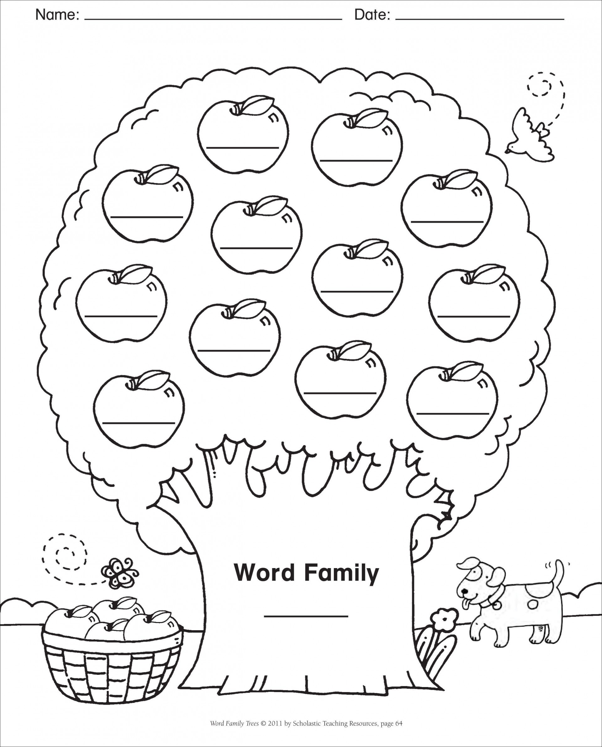 006 Stupendou Family Tree Book Template Word Highest Quality  History1920