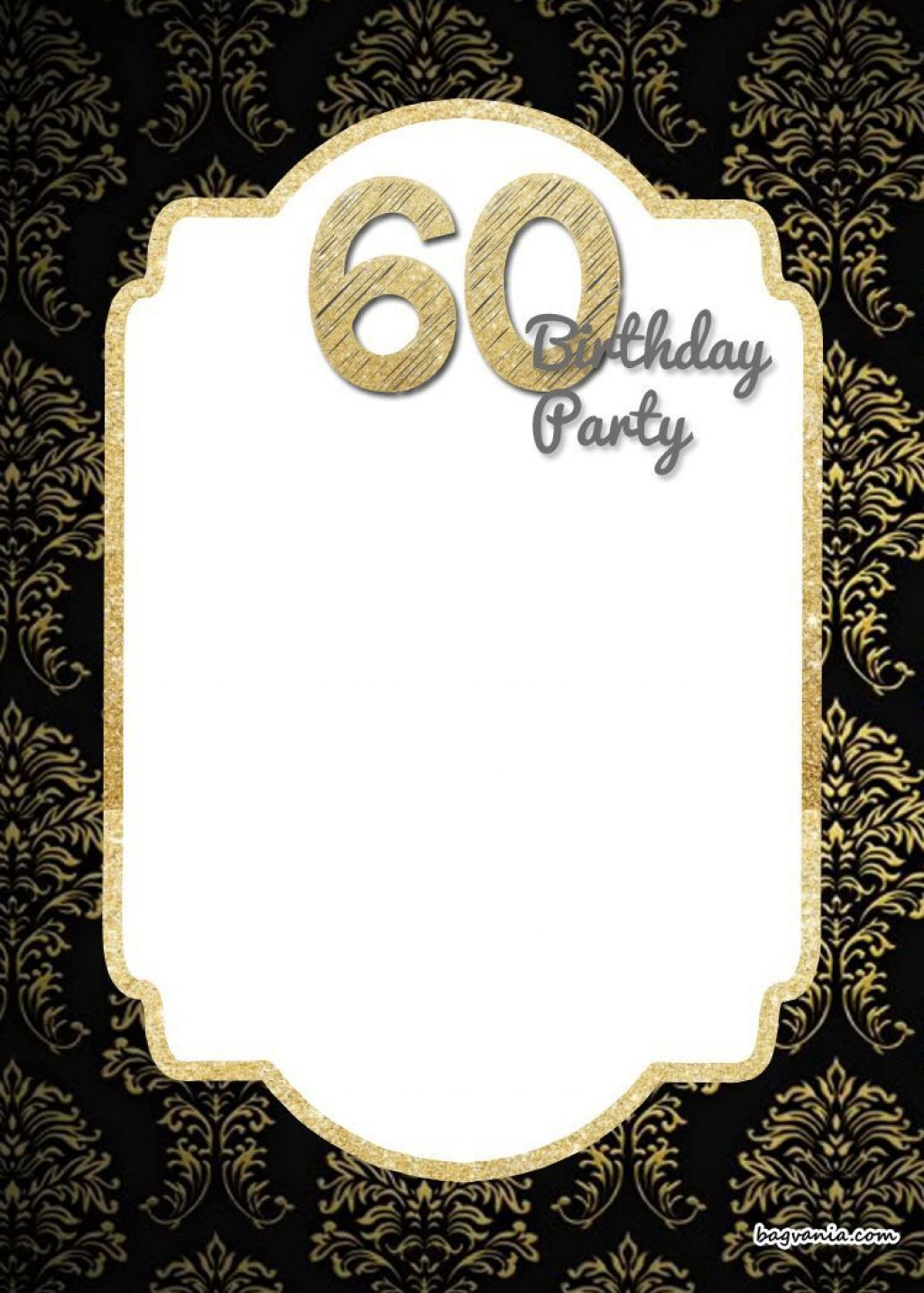 006 Stupendou Free 60th Birthday Invitation Template Idea  Templates Surprise Download For Word PartyLarge