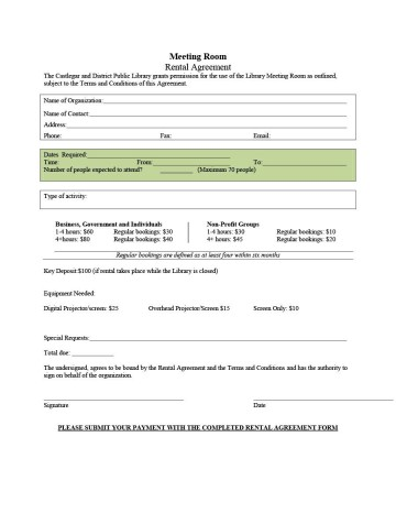 006 Stupendou Generic Room Rental Agreement Free Inspiration  Printable360