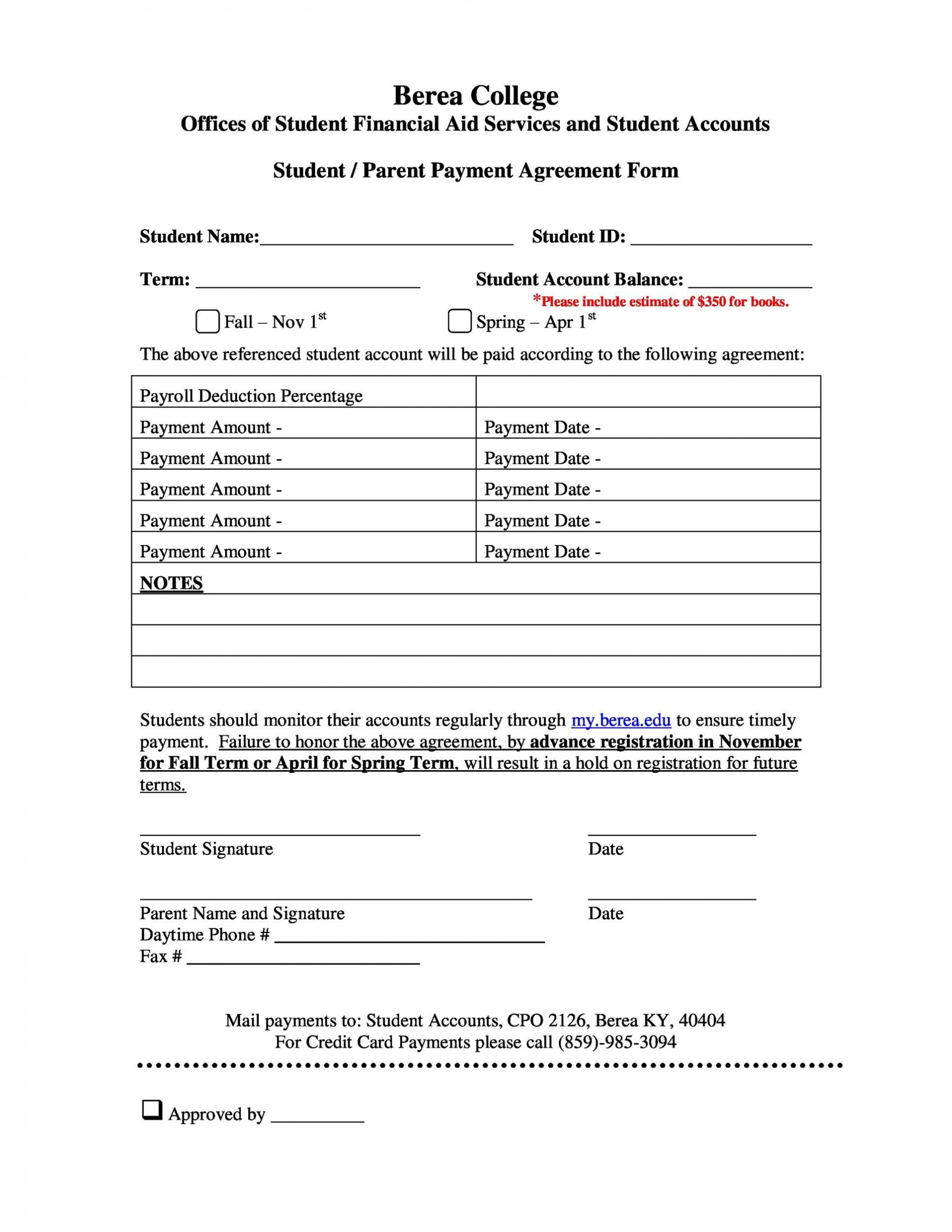 006 Stupendou Installment Payment Contract Template High Def  Agreement Free Car Word1920