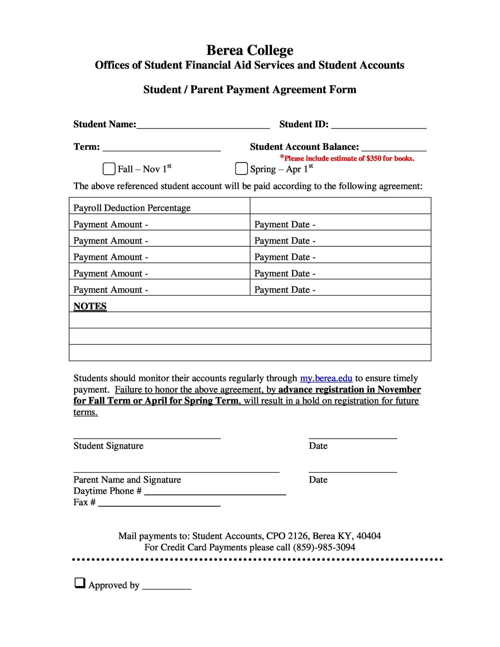 006 Stupendou Installment Payment Contract Template High Def  Agreement Free Car WordFull