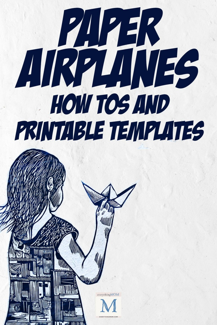 006 Stupendou Paper Airplane Design Printable High Def  Simple Instruction Free Pdf