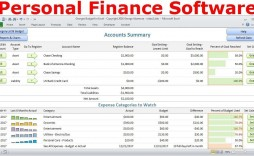006 Stupendou Personal Finance Excel Template Uk Concept
