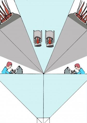 006 Stupendou Printable Paper Airplane Folding Instruction Sample 360