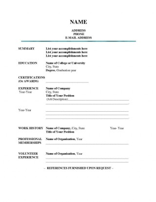 006 Stupendou Resume Reference List Template Microsoft Word Example 320
