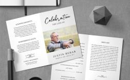 006 Stupendou Sample Wording For Funeral Program Design  Programs
