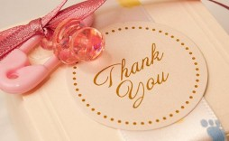 006 Stupendou Thank You Card Wording For Baby Shower Group Gift Picture