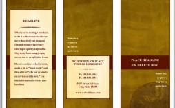 006 Stupendou Word Tri Fold Brochure Template High Def  2010 Microsoft M Office