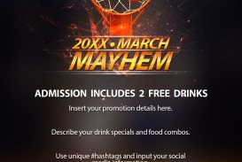 006 Surprising Basketball Flyer Template Free Highest Clarity  Brochure Tryout Camp