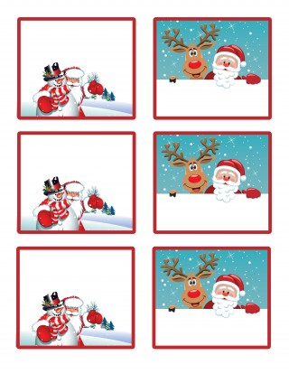 006 Surprising Christma Label Template Word Photo  How To Make In Microsoft Return Addres320